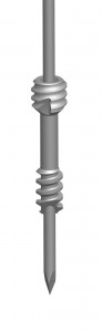 Compression screw