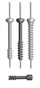 Calcaneal screw fixation
